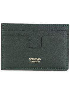визитница с Т-образным карманом Tom Ford