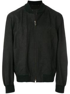 куртка-бомбер Ermenegildo Zegna