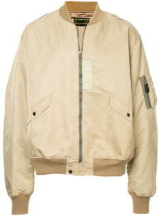 классическая куртка-бомбер  Unused