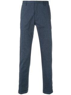 классические брюки строгого кроя Paul Smith