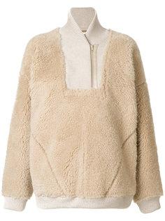 объемный свитер Chloé