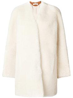 пальто в стиле оверсайз Chloé