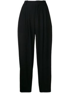 брюки с высокой талией Chloé