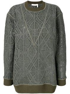 объемный свитер See By Chloé
