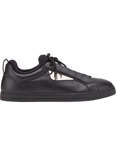 кроссовки на шнуровке Bag Bugs Fendi