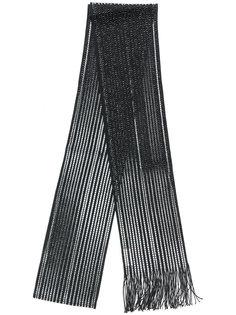 тонкий шарф с люрексом Chloé