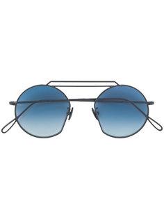 солнцезащитные очки в круглой оправе  Kyme