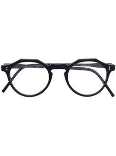 очки в круглой оправе Tom Kyme