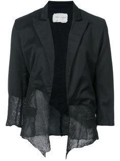 асимметричный пиджак Greg Lauren