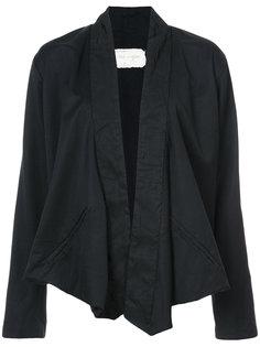 драпированная куртка  Greg Lauren