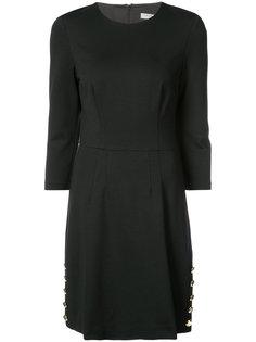 платье с пуговицами по бокам Trina Turk
