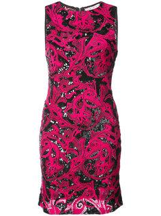 embellished fitted dress Alice+Olivia