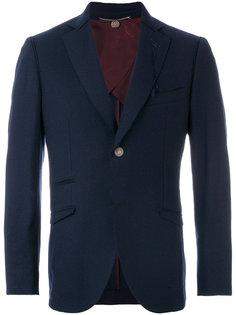 классический приталенный пиджак Maurizio Miri