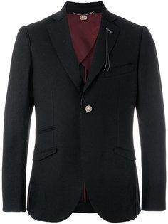 классический однобортный пиджак Maurizio Miri