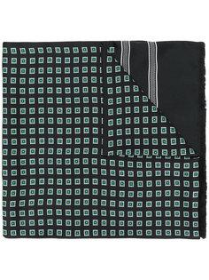 удлиненный шарф с узором Haider Ackermann