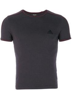 футболка с вышивкой логотипа Yeezy