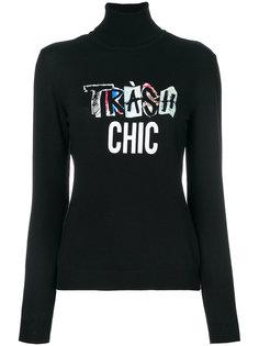 водолазка Vintage Chic Moschino