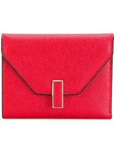 квадратный кошелек-конверт Valextra