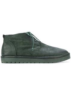 ботинки со шнуровкой мешковатого кроя  Marsèll