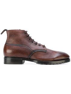 классические сапоги со шнуровкой Measponte
