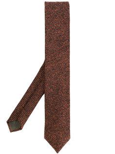 вельветовый галстук  Delloglio