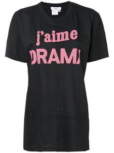 футболка Jaime Drama Area