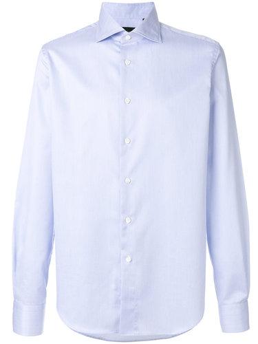 классическая рубашка Dell'oglio