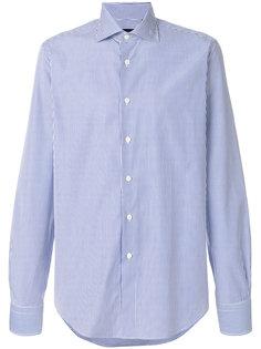 полосатая рубашка Delloglio