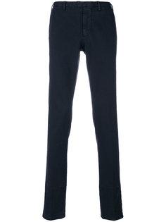 классические брюки-чинос Delloglio