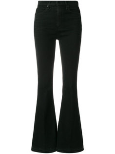 расклешенные брюки Rag & Bone