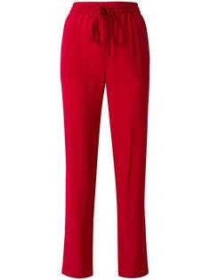 спортивные брюки Red Valentino