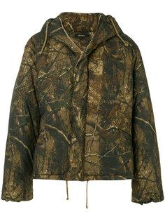 стеганая куртка мешковатого кроя Yeezy