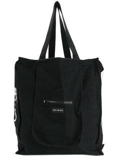 объемная сумка-шоппер P.A.M. PAM