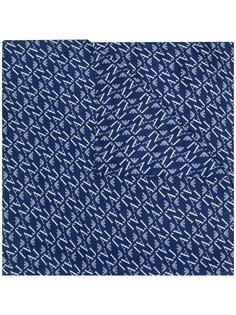 платок с узором Armani Jeans