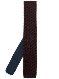 трикотажный галстук Ermenegildo Zegna
