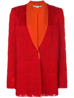 пиджак с бахромой  Stella McCartney