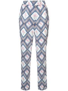 классические брюки Clive Emilia Wickstead
