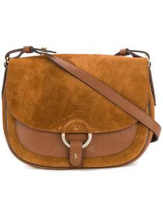 сумка-хобо на плечо Serapian
