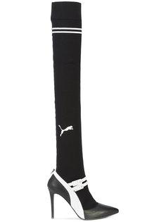 ботфорты с заостренным носком Fenty X Puma
