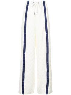 спортивные брюки с разрезами спереди Fenty X Puma