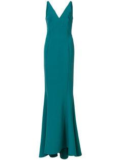 вечернее платье с глубоким вырезом Likely