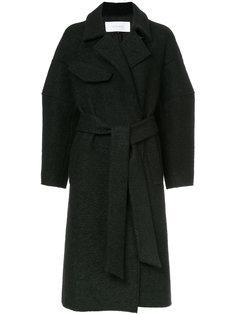 пальто с запахом Le Ciel Bleu