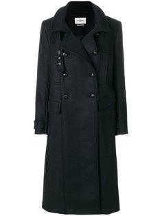 длинное двубортное пальто Isabel Marant Étoile