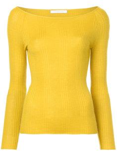 свитер в рубчик Estnation