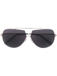 солнцезащитные очки-авиаторы Chase Tom Ford Eyewear