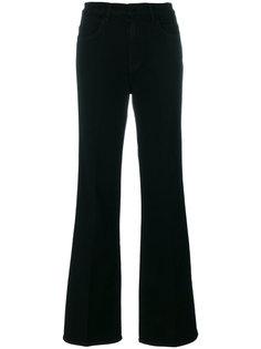 расклешенные брюки J Brand