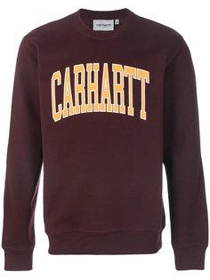толстовка с принтом логотипа Carhartt