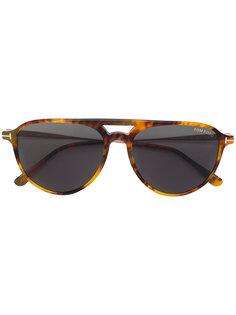 """солнцезащитные очки """"авиаторы"""" Carlo Tom Ford Eyewear"""