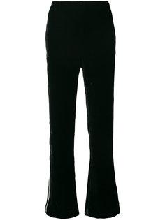 строгие брюки с полосками  Ermanno Scervino