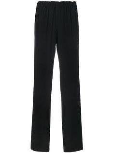 прямые строгие брюки  Paco Rabanne